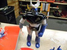 1974 Great Mazinger Figure Medicom Toy Real Action Heroes Robot Z Combat Joe
