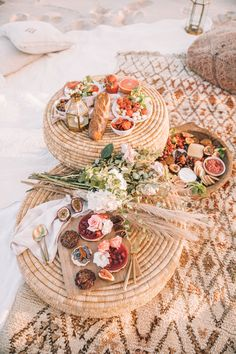 BEACH PICNIC – Spell & the Gypsy Collective, lovely idea for a garden outdoor party