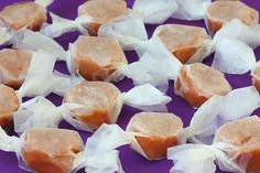 Sweet, simple and oh-so-delicious homemade treats! You will love this Fleur de Sel Caramels recipe!