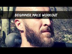 Beginner Mace Workout - YouTube