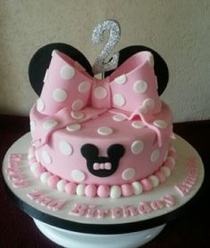 after Mouse cake Minnie mouse and Mice