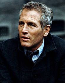 Paul Newman...love him.
