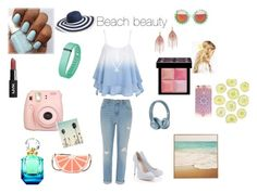 """""""Untitled #59"""" by emilygracefashionista on Polyvore featuring River Island, Lipsy, Givenchy, Serefina, Wolf & Moon, Fujifilm, Rad+Refined, Fitbit, ASOS and Vera Bradley"""