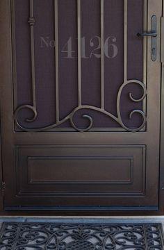 security door company, here in phoenix