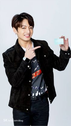 [BLOG] SK Telecom x BTS : Studio Filming (Photoshoot) JungKook