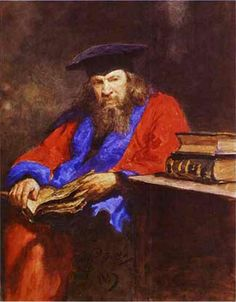 Mendeleev invented the Periodic Table of Elements in the 1800's.   #Science #History #Firsts