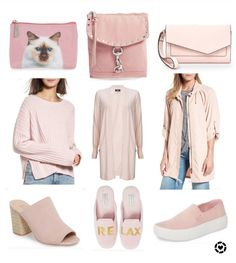 Spring Pastel Pinks - 10 Fashion Faves #colorcrush #nordstrom