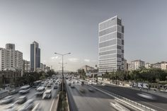 Gallery of AND Office Tower / HPP Architects - 1