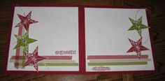 """Stamp & Scrap with Frenchie: Scrapbook Class """"Star"""""""