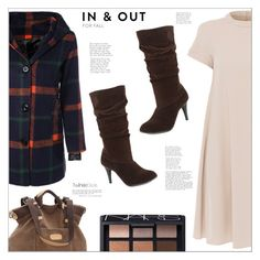 """In and Out for Fall"" by mycherryblossom ❤ liked on Polyvore featuring 'S MaxMara and NARS Cosmetics"