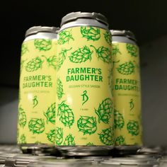 alch3mistb33rWe are happy to bring back another old favorite! Farmer's Daughter will be available for sale starting today at our Stowe brewery. It should be available for the next 3 weeks. To see what John has to say about Farmer's Daughter, check out the video on our YouTube page. #farmersdaughter