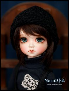"""dollndoll naro 6"""" $265 w/face-up and sanding"""