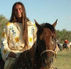 Moses Brings Plenty - Lakota