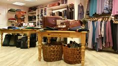 Our shop is looking great - crammed full of lovely new goodies for Autumn days.