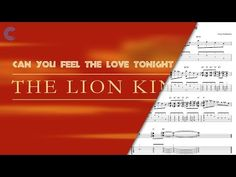 Cello - Can You Feel The Love Tonight - The Lion King - Sheet Music, Chords, & Vocals Cello Sheet Music, Music Chords, Free Sheet Music, Feeling Loved, How Are You Feeling, Lion, Songs, Canning, Feelings