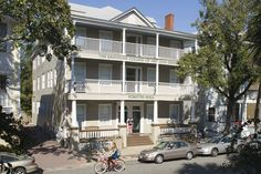 Forsyth House - Savannah