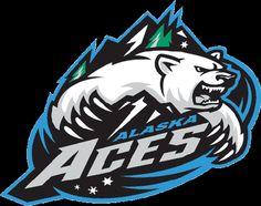 Alaska Aces...A+ logo