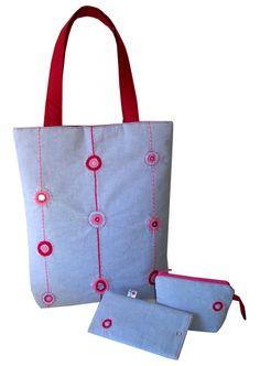 Bolsa Círculos http://loja.nomundodalu.com.br/