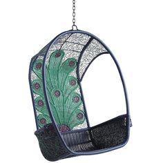 Swingasan® Chair - Peacock
