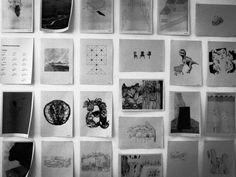 International Drawing Exhibition  PR1 Gallery, UCLan.  2012