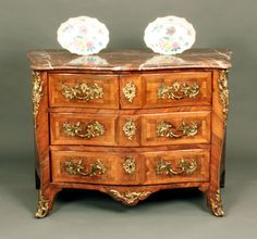 Antique Louis XV commode - Stock - Moxhams Antiques