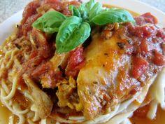 Chicken Cacciatore Casserole @ http://allrecipes.com.au