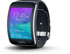 Samsung Gear S Smartwatch | No Phone Needed