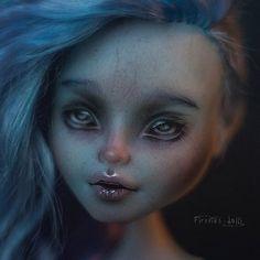 #doll #dolls #dollfashion #dollsphotography #dollstagram #process #body #inprocess #куклы #кукла #процесс #wip #dollart #bjd #ooak #repaint #blush #art #monsterhigh #mh #matteldoll #Mattel #monsterhighrepaint  #куклы #монстерхай