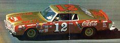 Bobby Allison Junior Johnson Chevy Monte Carlo 1972