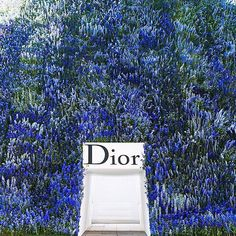 Thursday Inspo // 11 - Bella to Bella: Dior, Flower Wall, PFW, Paris Fashion Week