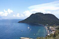La bella e tranquilla #Filicudi | #eolie #aeolianisland #italy #italia