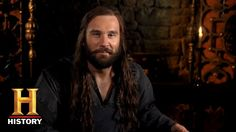 Vikings: A Special Message for Sadie from Clive Standen | History