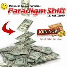 http://moneymindwealth.com/#Paradigm Shift #Global One