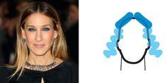 Come scegliere l'hair contouring giusto per il tuo viso -cosmopolitan.it
