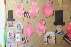 President's day in prek