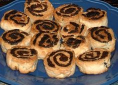 Date pinwheel cookies. Made these for my kid's ancient civilization food festival. They're a part of the Mesopotamian civilization. They're like a fig newton in cookie form. Tasty!