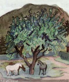 Ferdinand, Moose Art, Auction, Contemporary, Painting, Animals, Kunst, Animales, Animaux