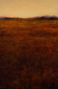"Artist Lisa Larrabee's Landscape oil paintings | Returning, Oil 36"" x 24"" 