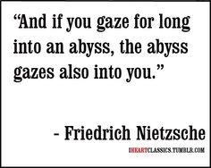 quotes classic literature   literature books classics quote quotes nietzsche