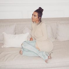 WEBSTA @ kimkardashian - I recently went to the Hamptons and had so much fun! All the pics are up on my app!