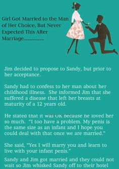 A girl got married but never expected this - Funny jokes, Funny Stories, husband wife funny jokes