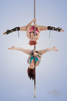 Kapi and Julia at Polaris Pole Pole Fitness, Pole Dance, Pretty Pictures, Photoshoot, Cute Pics, Photo Shoot, Cute Pictures, Pole Dancing, Photography