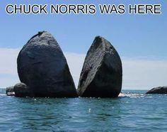 Poor rock...