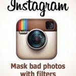Les logos honnêtes d'Instagram, Candy Crush ou Google