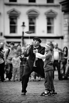 Image detail for -... Artist in Covent Garden London II : Black and White Photography-305