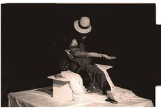 """Living Theater - Chieri 1990 - """"I & I"""" - """"The Tablets"""""""