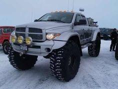 Icelandic Dodge