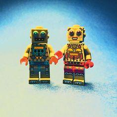 Mr & Mrs R Bot Mr Mrs, Robots, Lego, Darth Vader, Crafty, Toys, Activity Toys, Robot, Clearance Toys