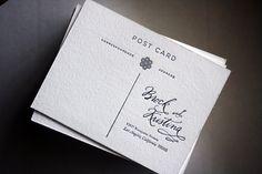 reply postcard