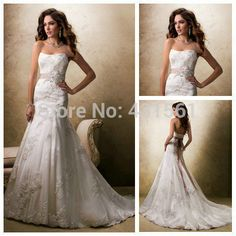 Traditional Mermaid Bridal Gowns Luxurious Fabrications Beautiful Lace Wedding Dresses 2014 New Arrival-in Wedding Dresses from Apparel & Accessories on Aliexpress.com   Alibaba Group